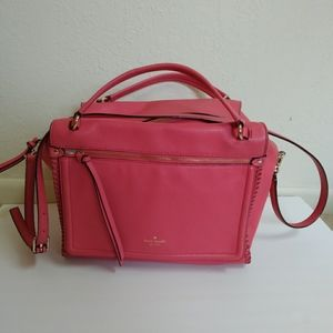 Kate spade ashby place abbot satchel pink